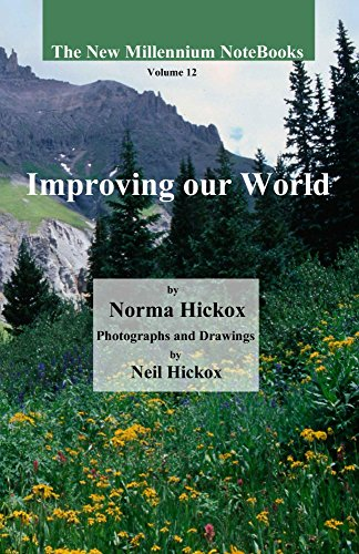 Improving our World (The New Millennium NoteBooks Book 12) (English Edition)