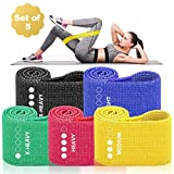 【UPGRADED RESISTANCE BANDS】The best exercise bands are perfect for assisting in P90x, CrossFit, Yoga, Insanity, Pilates, Hot Yoga, and Beach Body workouts. The detailed workout programs included with each purchase can help you solve the problem of bo...