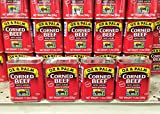 Chunky Style Corned Beef Product of Australia Corned Beef with Juices