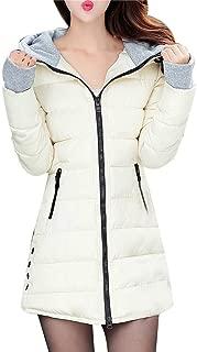 Ropa Mujer, Chaquetas de Mujer Invierno en Oferta Abrigos con Cremallera Cremallera Jackets