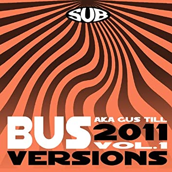 2011 Versions Vol.1 EP