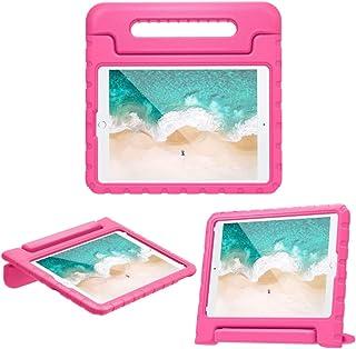 Kid-Friendly Case for Alcatel A30 9024W(T-Mobile)/ 3T 9027W / Joy Tab 9029W 8-inch Tablet, Light-Weight Soft EVA Foam Rugg...
