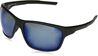 Under Armour Ua No Limits Polarized Square Sunglasses, Black, 58 mm