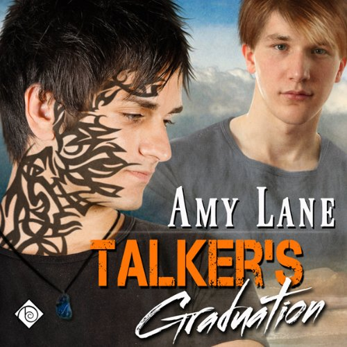 Talker's Graduation audiobook cover art