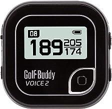 Golf Buddy Voice 2 Talking GPS Rangefinder, Long Lasting Battery Golf Distance Range Finder, Easy-to-use Golf Navigation f...