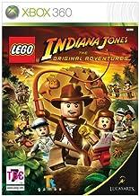 Lego: Indiana Jones (Xbox 360) [importación inglesa]