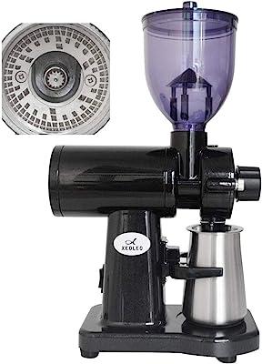 XEOLEO Coffee grinder Electric Burr grinder Ghost teeth coffee bean grinder Filter coffee maker 150W