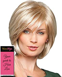 Stylista Wig Color GL18-23 TOASTED PECAN - Gabor Wigs 6