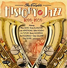 Complete History Of Jazz 1899-1959 / Various