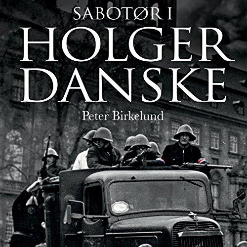 Sabotør i Holger Danske cover art