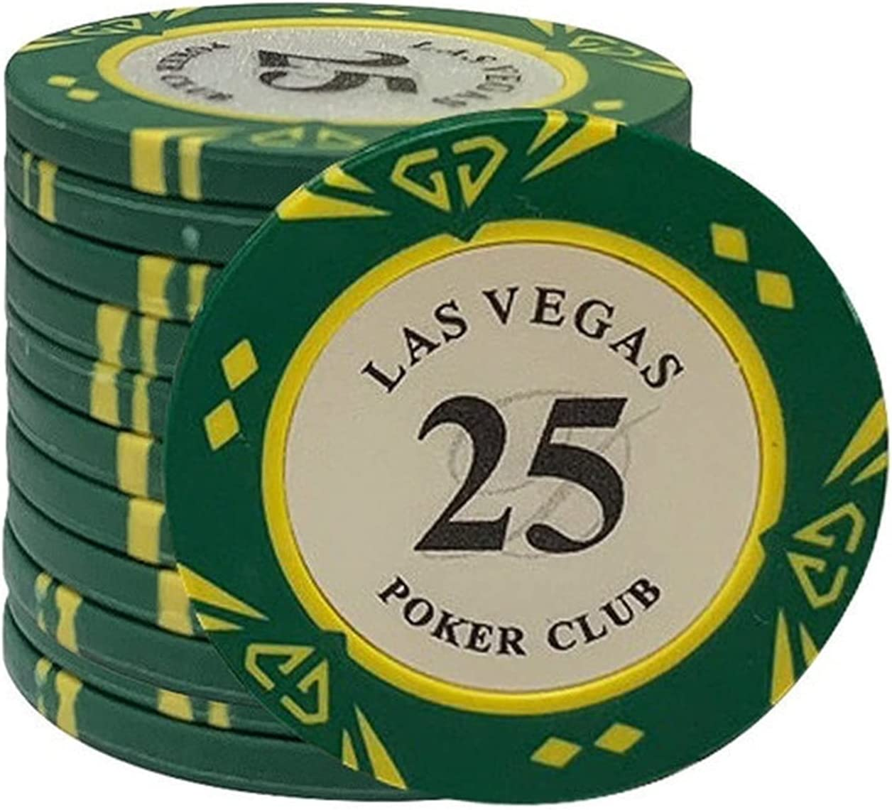 SFGH Poker Chip Set Metal Some reservation Coin Poke Vegas Chips National uniform free shipping Dollar Las
