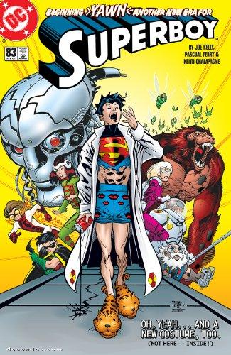 Superboy (1994-2002) #83 (English Edition)