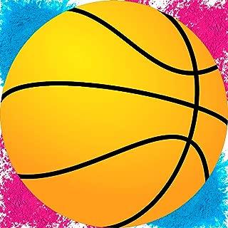 Gender Reveal Basketball Kit | 6