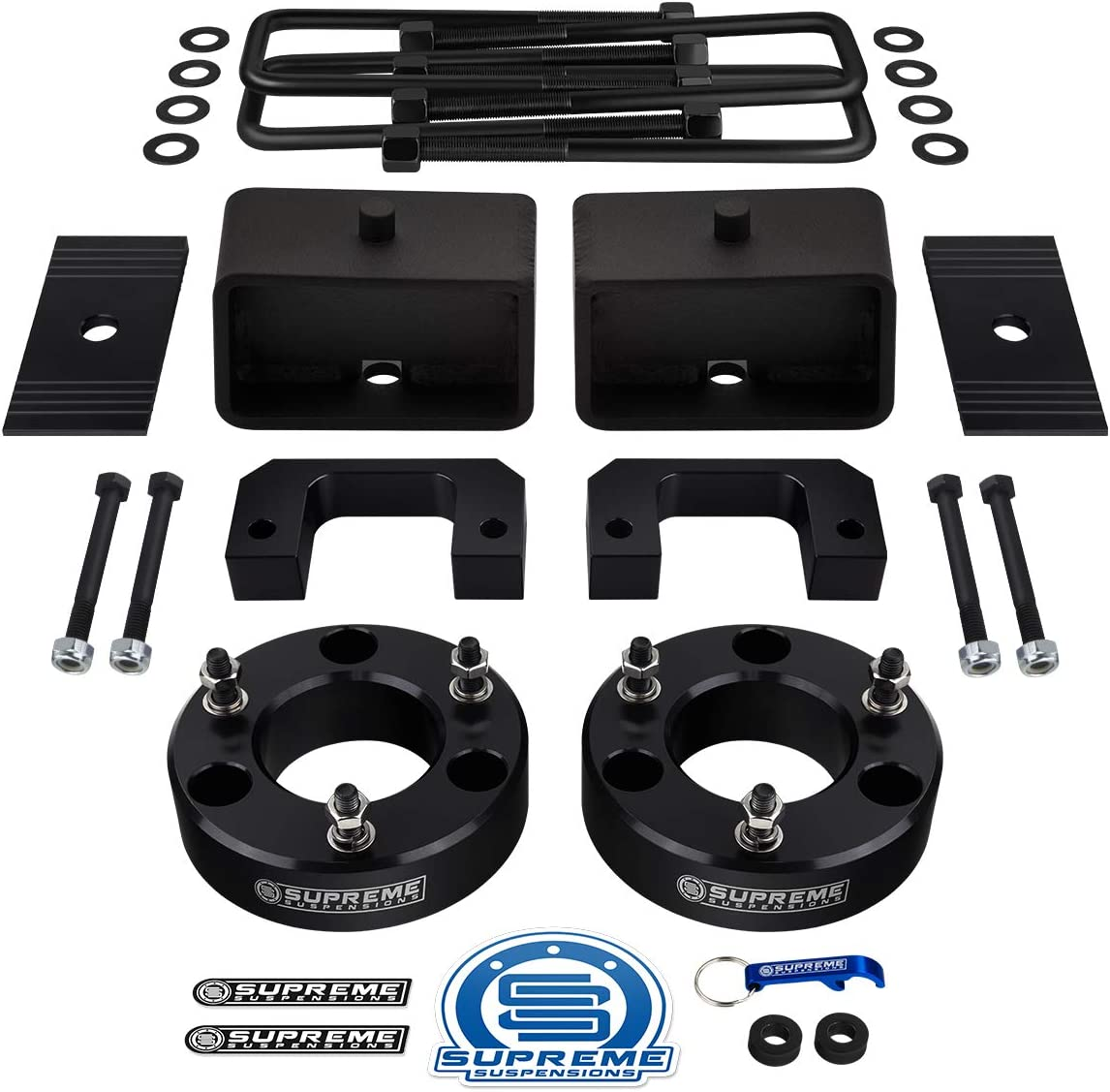 Supreme Suspensions free gift shipping - Full Lift Silverad 2007-2020 Chevy for Kit