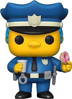 Funko Pop! Animación: Simpsons - Chief Wiggum