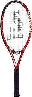 SRIXON(スリクソン) ジュニア 硬式テニス ラケット レヴォ CX255 ( 張上げ ) レッド SR21508