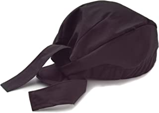 Xuxuan Mesh Chef Hat Restaurant Kitchen Hats Breathable Catering Elastic Net Cap for Men Women