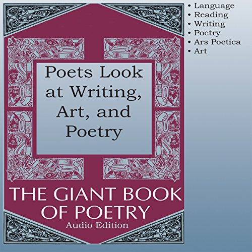 Poets Look at Writing, Art, and Poetry audiobook cover art