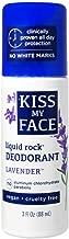 Best kiss my face liquid rock deodorant lavender Reviews