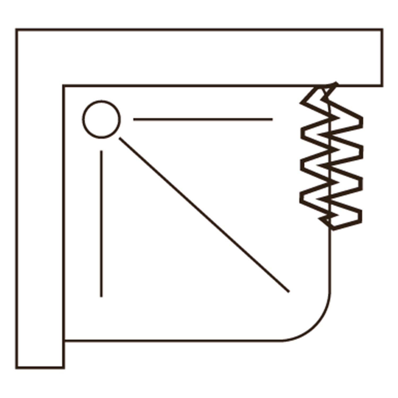RL Mampara de Ducha 70x90 CM Rectangular de PVC Mod. Acquario con Apertura Lateral: Amazon.es: Hogar