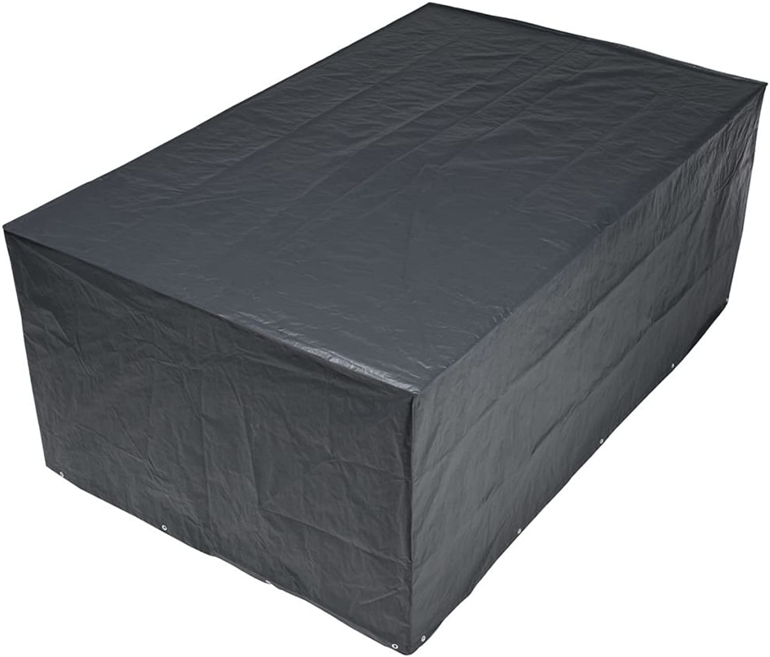 Nature Garden Furniture Cover 90 x 225 143 cm PE Dark Grey 6030602