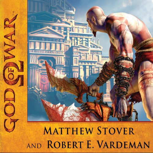 God of War audiobook cover art