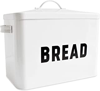 Best farmhouse style bread box Reviews