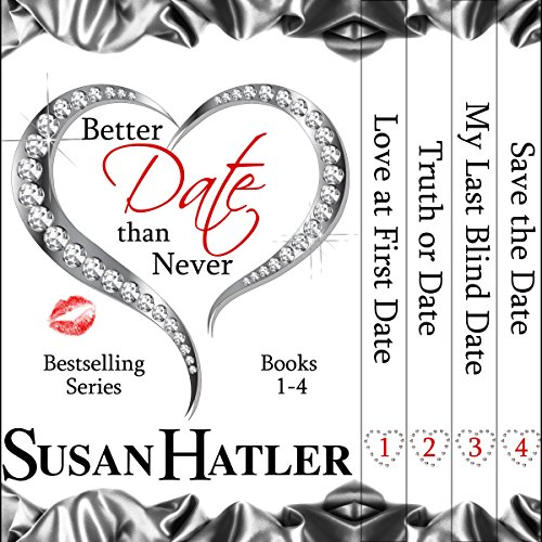 Better Date than Never Boxed Set audiobook cover art