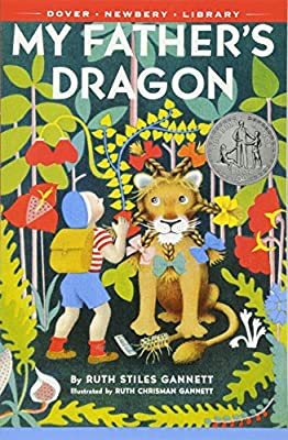 A classic! My Father's Dragon is a must-read for all boys.