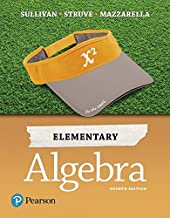Elementary Algebra (4th Edition)