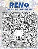 Reno - Libro de colorear