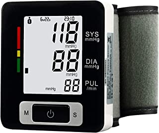 Fam-health Portable Blood Pressure Monitor FDA Approved with Large Display, 2 User Modes