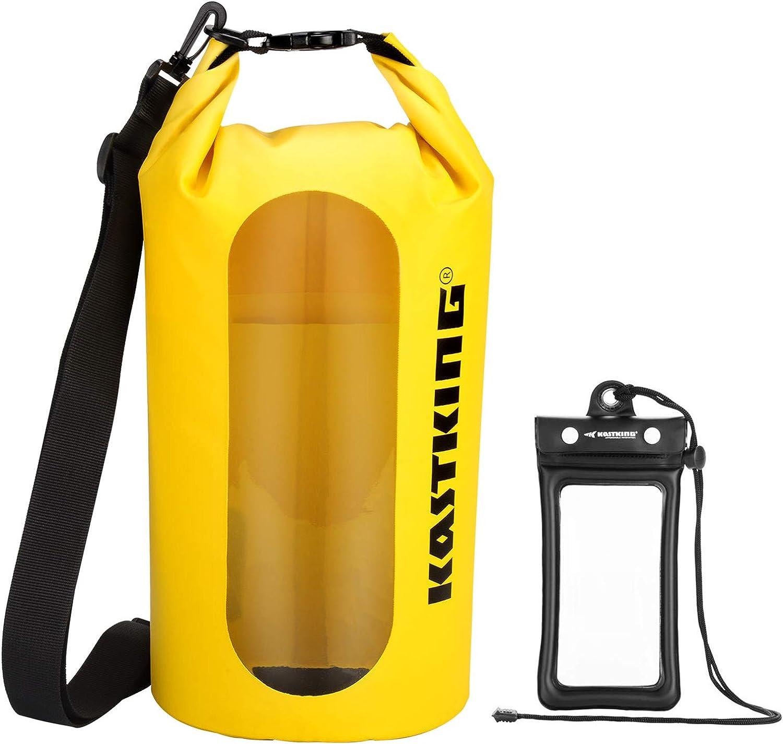 San Jose Mall KastKing Dry Bags 100% Storage Military Grade Ranking TOP14 Waterproof