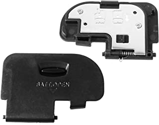 PhotoTrust Battery Door Cover Lid Cap Replacement Repair Part Compatible with Canon 5D Mark III DSLR Digital Camera
