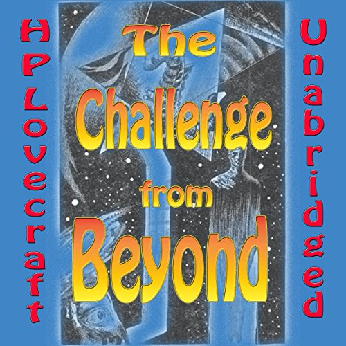 The Challenge from Beyond audiobook cover art
