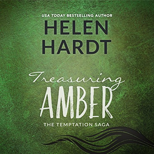 Treasuring Amber audiobook cover art