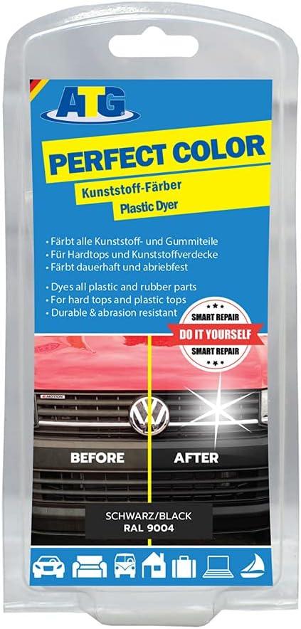 991 opinioni per ATG Colorante Plastica Perfect-Color Nero- dà Vita a paraurti e modanature e