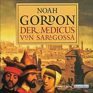 Der Medicus von Saragossa cover art
