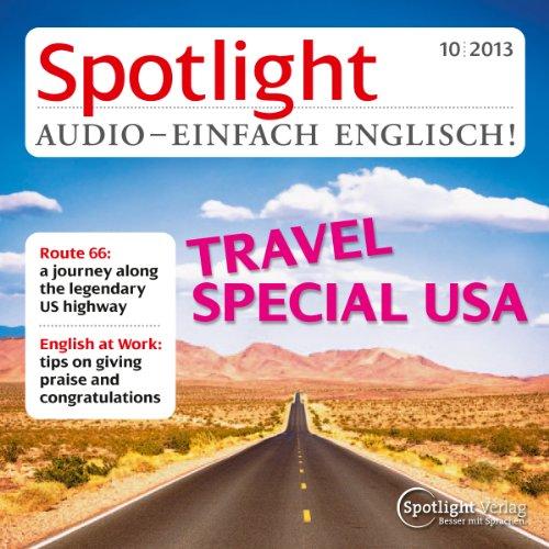 Spotlight Audio - Travel Special USA. 10/2013 Titelbild