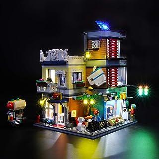 BRIKSMAX Kit de Iluminación Led para Lego Creator
