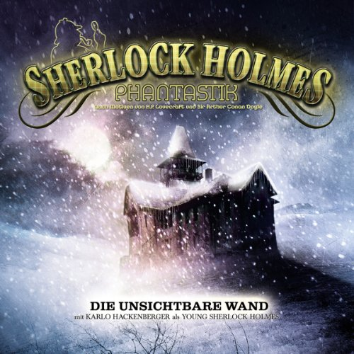 Die unsichtbare Wand audiobook cover art