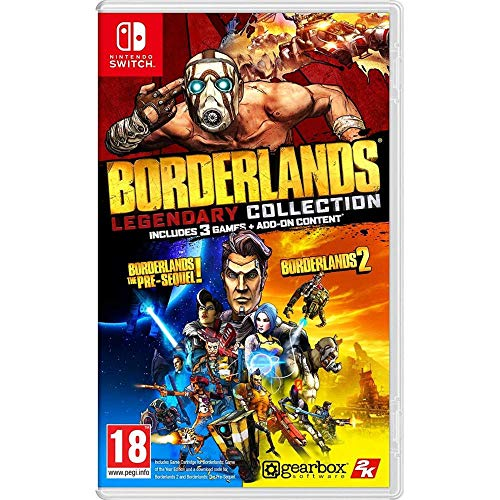 The Borderlands Legendary Collection Nsw - Nintendo Switch