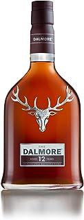 The Dalmore 12 Years Highland Single Malt Scotch Whisky, 700ml