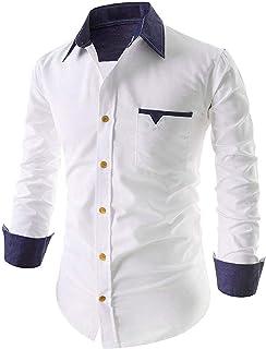 Krishna Emporia Men's Regular Fit Formal Shirt
