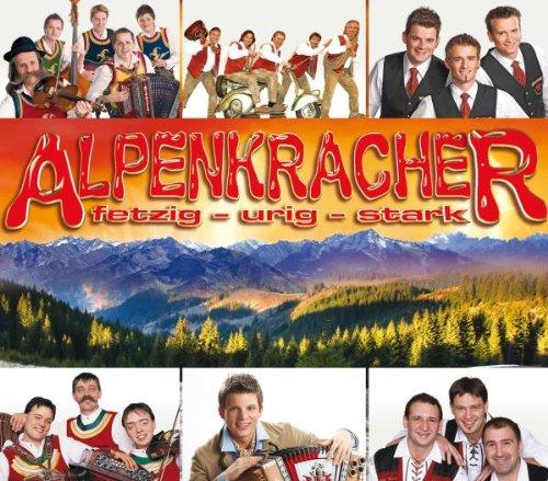 Alpenkracher (42 fetzig-urig-starke Partyhits auf 3 CDs)
