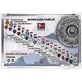 Am Ball Com GmbH Bundesliga - Magnettabelle Saison 2017/18 -