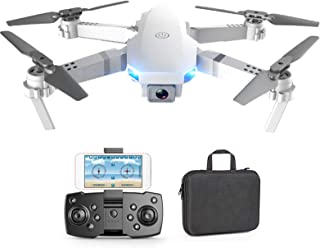 Ultralight Portable Drone, Drone, Drone with 4k Camera, with Brushless Motor, with 15 Mins Flight Time, Remote Controller ...