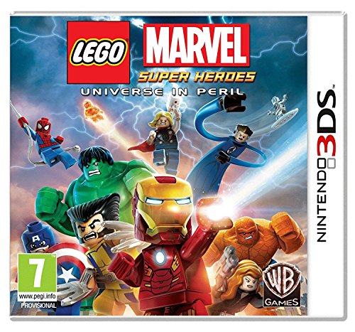 3DS LEGO MARVEL: Super Heroes (PEGI)