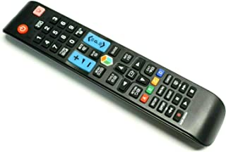 RocketBus UV2087 Universal Replacement Remote Control for Samsung TV