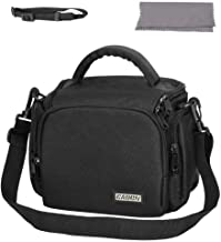 Camera Case Waterproof DSLR Insert Sling Bag for Nikon, Canon,Sony,Olympus,Pentax and etc